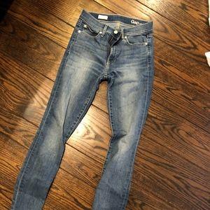 Gap Skinny Jeans Only Worn Twice